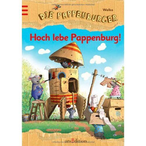 Walko - Die Pappenburger - Hoch lebe Pappenburg!: Erstes Lesen - Preis vom 21.10.2020 04:49:09 h