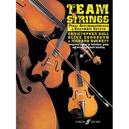Christopher Bull - Team Strings: Piano Accompaniment/Score - Preis vom 28.02.2021 06:03:40 h
