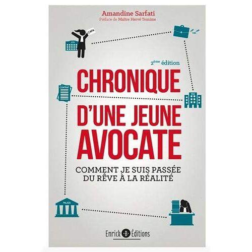 - Chronique d'une jeune avocate (Chroniques juridiques) - Preis vom 12.04.2021 04:50:28 h