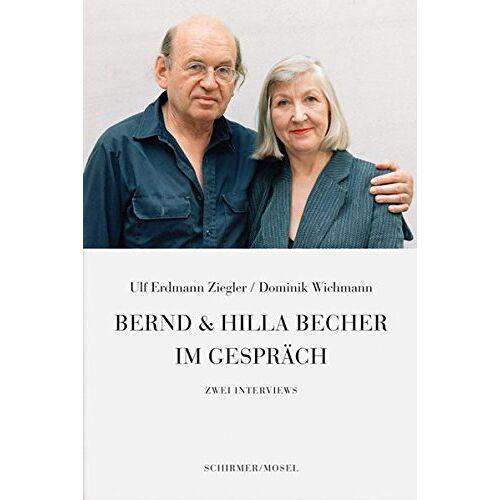 Ziegler, Ulf Erdmann - Bernd & Hilla Becher im Gespräch: Zwei Interviews - Preis vom 27.02.2021 06:04:24 h