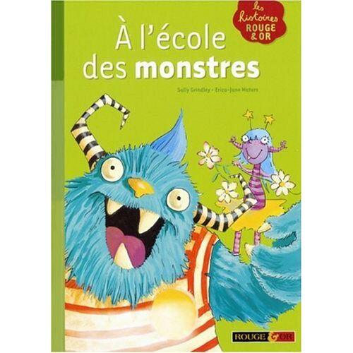 S Grindley - A L'Ecole DES Monstres - Preis vom 18.10.2020 04:52:00 h