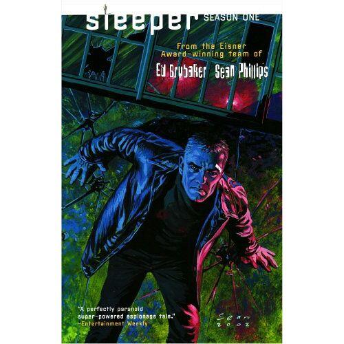 Ed Brubaker - Sleeper: Season One - Preis vom 22.10.2020 04:52:23 h