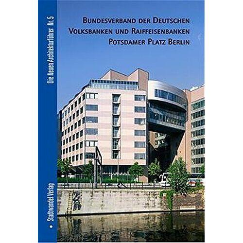 - Bundesverband der Deutschen Volksbanken u. Raiffeisenbanken Potsdamer Platz Berlin - Preis vom 08.05.2021 04:52:27 h