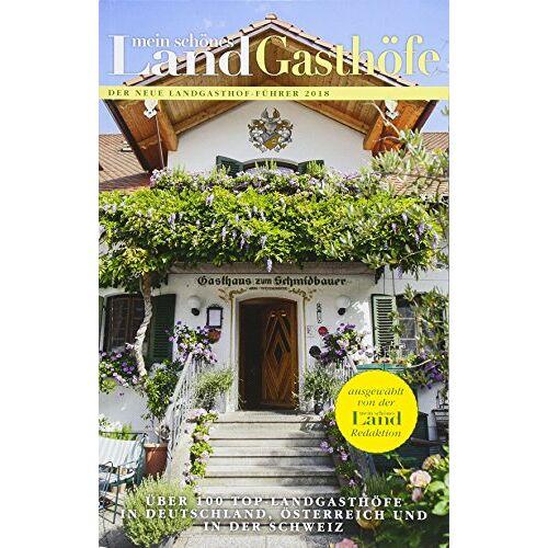 Burda Senator Verlag - Mein schönes Land Landgasthof-Führer - Preis vom 01.03.2021 06:00:22 h