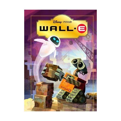 Walt Disney - Disney Wall*E. Das Buch zum Film: Disney Klassiker - Preis vom 22.10.2020 04:52:23 h