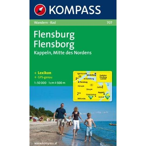 - Flensburg - Kappeln, 1 : 50 000: Wandern / Rad - Preis vom 20.10.2020 04:55:35 h