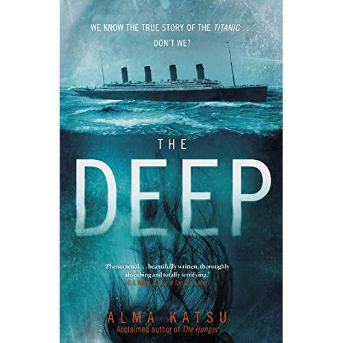Alma Katsu - The Deep - Preis vom 16.05.2021 04:43:40 h