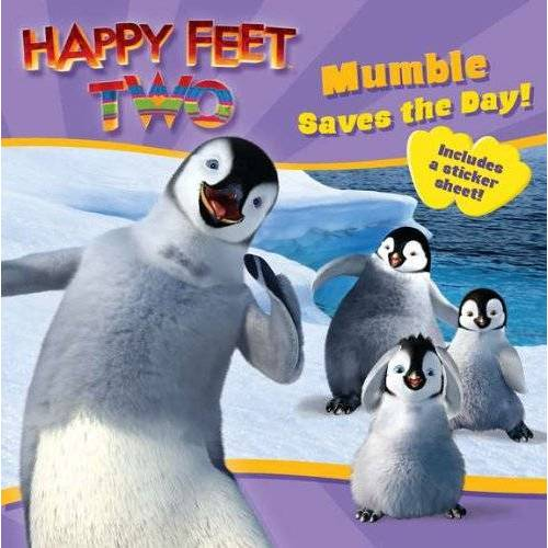 Judy Katschke - Mumble Saves the Day! (Happy Feet 2) - Preis vom 16.04.2021 04:54:32 h