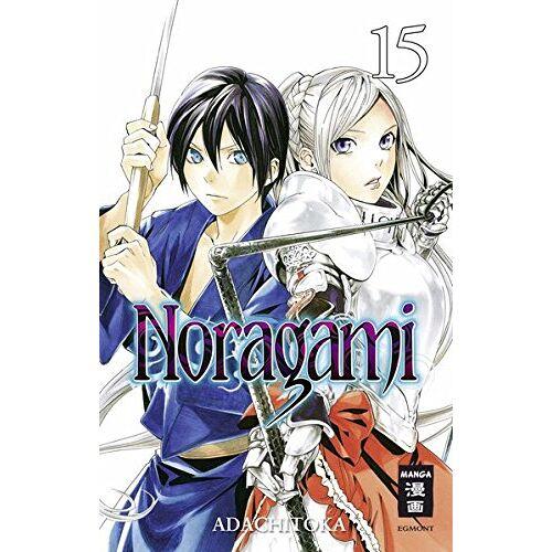Adachitoka - Noragami 15 - Preis vom 03.05.2021 04:57:00 h