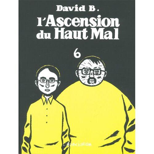 David B. - L'Ascension Du Haut Mal: L'Ascension Du Haut Mal 6 - Preis vom 19.01.2021 06:03:31 h