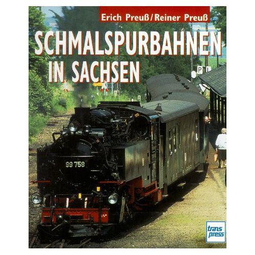 Erich Preuß - Schmalspurbahnen in Sachsen - Preis vom 08.08.2020 04:51:58 h