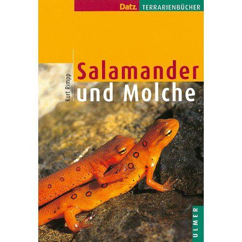 Kurt Rimpp - Salamander und Molche - Preis vom 21.01.2021 06:07:38 h