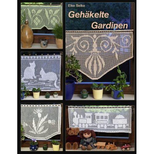 Elke Selke - Gehäkelte Gardinen - Preis vom 17.04.2021 04:51:59 h