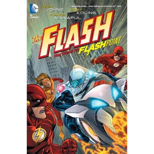 Geoff Johns - The Flash Vol. 2: The Road to Flashpoint (Flash (DC Comics Unnumbered)) - Preis vom 15.04.2021 04:51:42 h