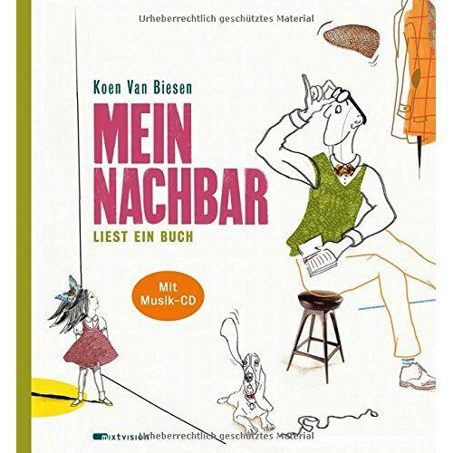 Biesen, Koen van - Mein Nachbar liest ein Buch - Preis vom 21.04.2021 04:48:01 h