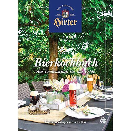 Privatbrauerei Hirt Vertrieb - Hirter Bierkochbuch: Aus Leidenschaft für das Echte - Preis vom 26.02.2021 06:01:53 h