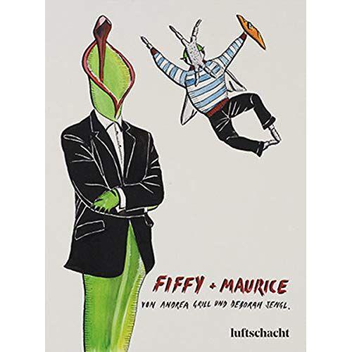 Andrea Grill - Fiffy und Maurice - Preis vom 24.02.2021 06:00:20 h