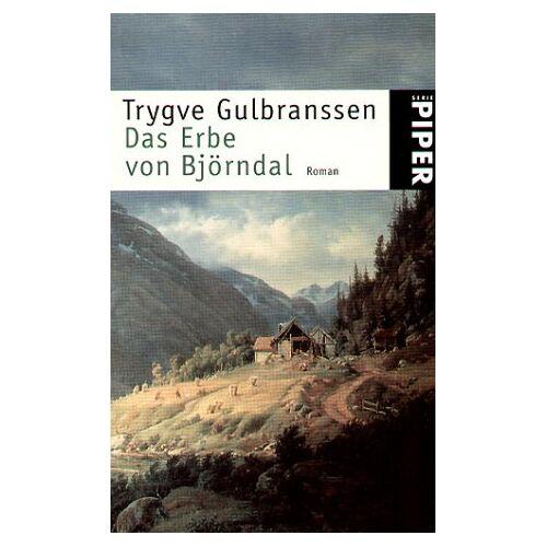 Trygve Gulbranssen - Das Erbe von Björndal - Preis vom 18.10.2020 04:52:00 h