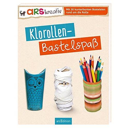 - Klorollen-Bastelspaß - Preis vom 23.01.2020 06:02:57 h