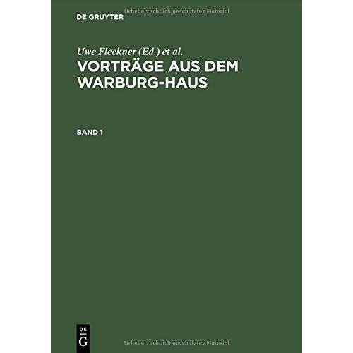 Jürgen Habermas - Vorträge aus dem Warburg-Haus. Band 1 - Preis vom 25.02.2021 06:08:03 h