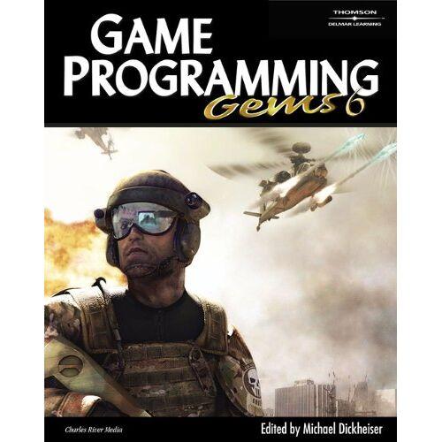 Mike Dickheiser - Game Programming Gems 6 (Game Programming Gems (W/CD)) - Preis vom 21.10.2020 04:49:09 h