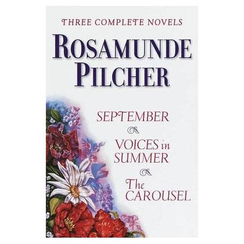 Rosamunde Pilcher - Rosamunde Pilcher: Three Complete Novels - Preis vom 21.10.2020 04:49:09 h