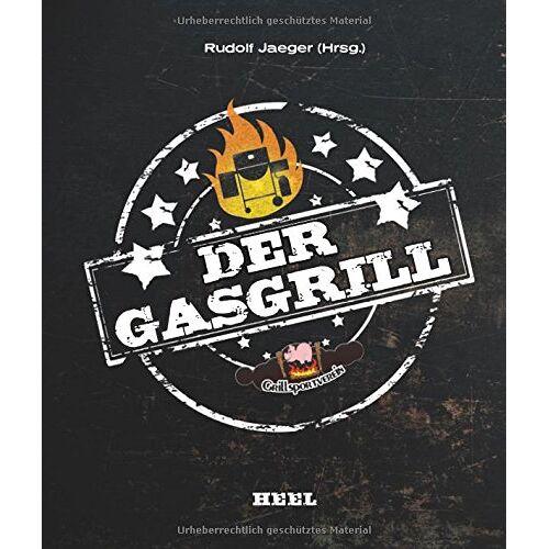 Rudolf Jaeger - Der Gasgrill - Preis vom 15.01.2021 06:07:28 h