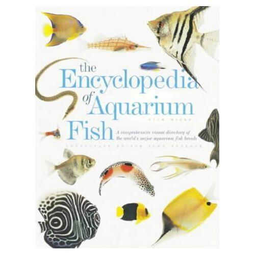 Dick Mills - The Encyclopedia of Aquarium Fish: A Comprehensive Directory of the World's Major Aquarium Breeds - Preis vom 17.01.2021 06:05:38 h