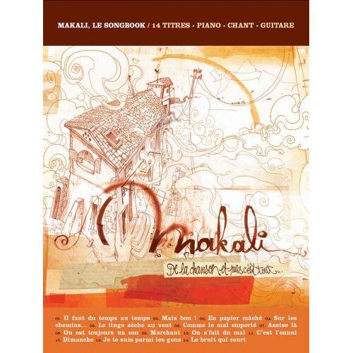Makali - De la chanson et puis c'est tout P/V/G - Preis vom 06.09.2020 04:54:28 h