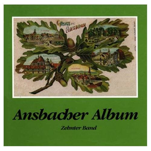 Hartmut Schötz - Ansbacher Album, Bd. 10 - Preis vom 05.09.2020 04:49:05 h