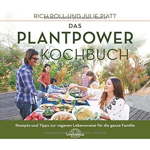 Rich Roll - Das Plantpower Kochbuch: Rezepte und Tipps zur veganen Lebensweise für die ganze Familie - Preis vom 18.10.2020 04:52:00 h