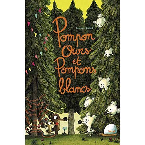 - Pompon ours et Pompons Blancs (Helium Album) - Preis vom 27.02.2021 06:04:24 h