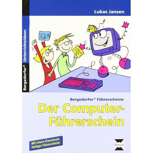 Lukas Jansen - Der Computer-Führerschein: 3. und 4. Klasse - Preis vom 15.05.2021 04:43:31 h