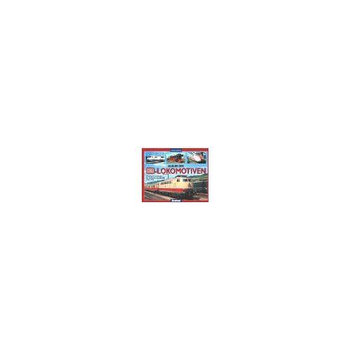 Andreas Knipping - Album der DB-Lokomotiven - Preis vom 07.05.2021 04:52:30 h