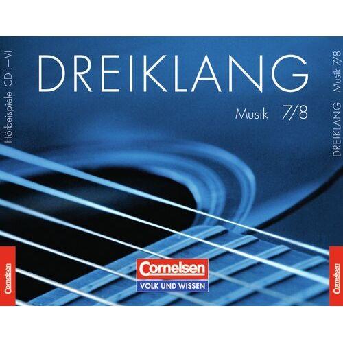 Ines Mainz - 7./8. Schuljahr - Hörbeispiele 1 bis 6: Musik-CDs - Preis vom 05.09.2020 04:49:05 h