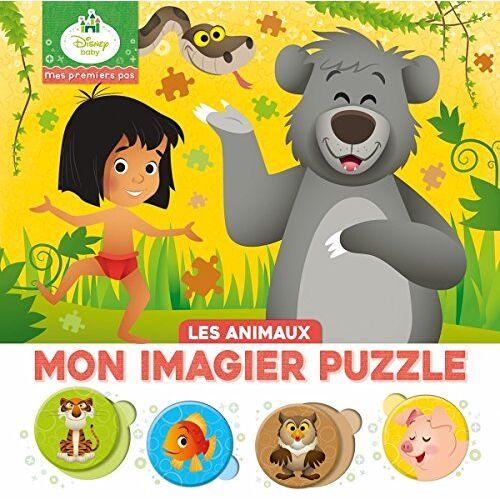 - Les animaux : Mon imagier puzzle - Preis vom 24.01.2021 06:07:55 h