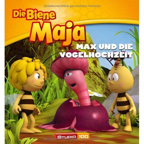 - Die Biene Maja Geschichtenbuch: Bd. 3: Max und die Vogelhochzeit - Preis vom 11.11.2019 06:01:23 h