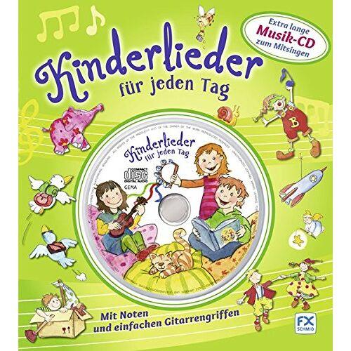 - Kinderlieder für jeden Tag - Preis vom 21.01.2021 06:07:38 h