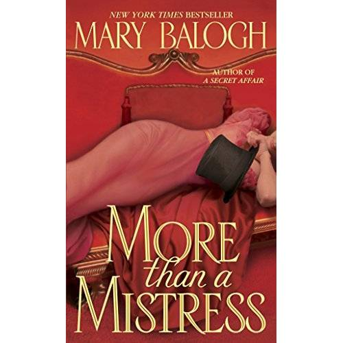 Mary Balogh - More than a Mistress (The Mistress Trilogy, Band 1) - Preis vom 20.10.2020 04:55:35 h