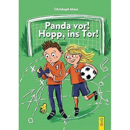 Christoph Mauz - Panda vor! Hopp, ins Tor! - Preis vom 09.05.2021 04:52:39 h