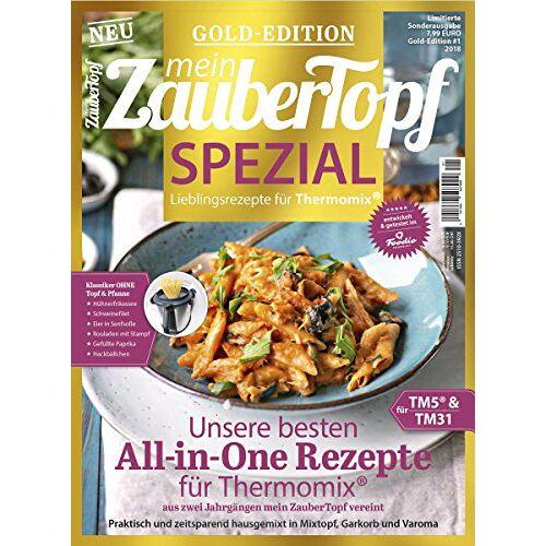 Kassian Alexander Goukassian - Mein Zaubertopf Spezial - All-in-One Rezepte für Thermomix® TM5® & TM31 - Preis vom 19.01.2020 06:04:52 h