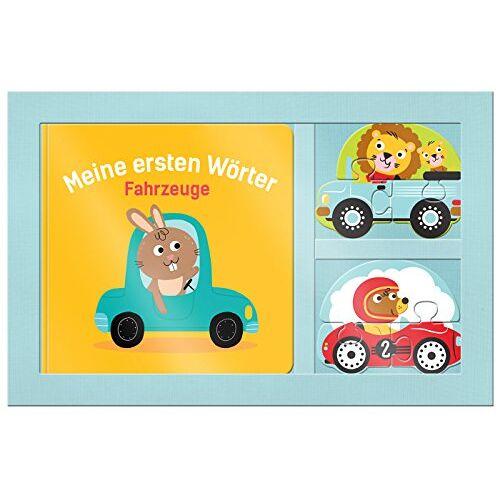 - Meine ersten Wörter - Fahrzeuge: mit Puzzle - Preis vom 27.01.2021 06:07:18 h