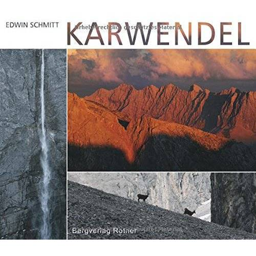 Edwin Schmitt - Karwendel (Bildband) - Preis vom 31.03.2020 04:56:10 h