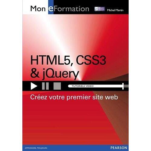 Michel Martin - HTML5, CSS3, jQuery - Preis vom 14.05.2021 04:51:20 h