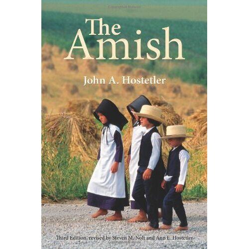 Hostetler, John A. - The Amish - Preis vom 16.05.2021 04:43:40 h