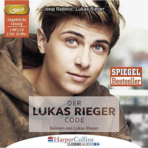 Lukas Rieger - Der Lukas Rieger Code - Preis vom 24.02.2021 06:00:20 h
