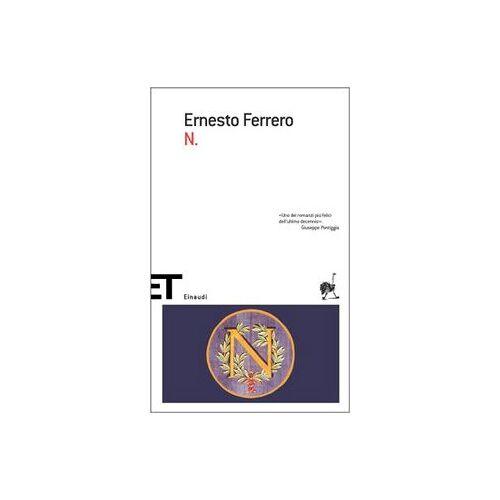Ernesto Ferrero - N - Preis vom 12.05.2021 04:50:50 h