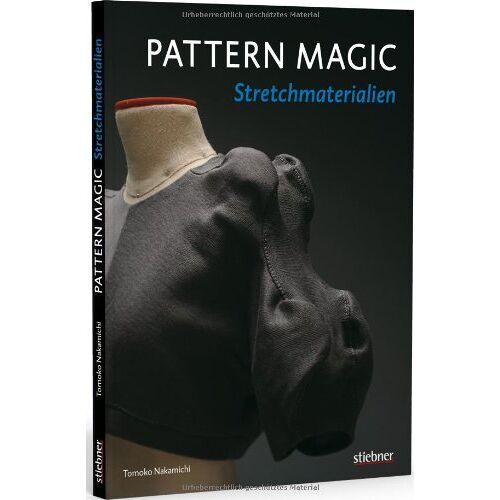 Tomoko Nakamichi - Pattern Magic - Stretchmaterialien - Preis vom 08.05.2021 04:52:27 h