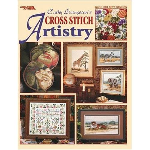 Cathy Livingston - Cathy Livingston's Cross Stitch Artistry - Preis vom 10.05.2021 04:48:42 h