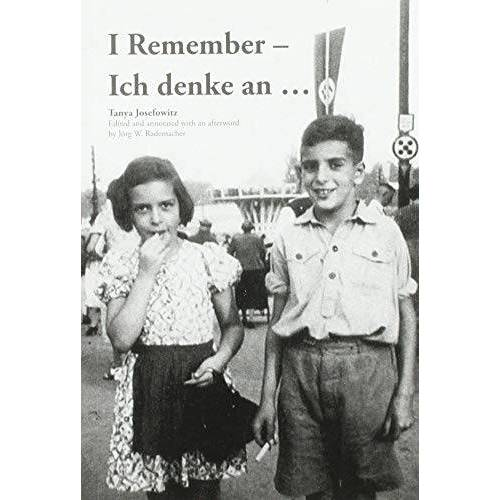 Tanya Josefowitz - I Remember - Ich denke an ... - Preis vom 05.03.2021 05:56:49 h